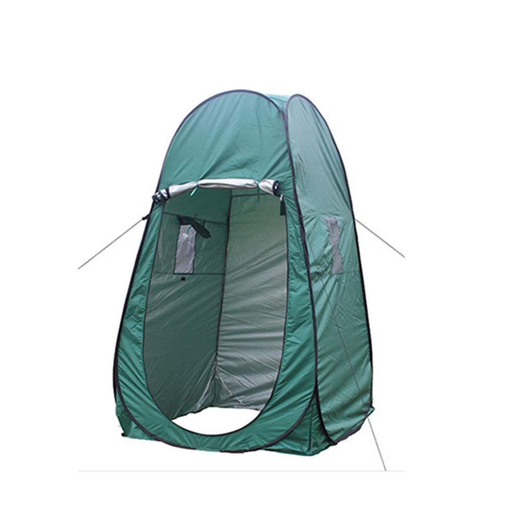 Coco Pop-up Camping Dusche Zelt, Tragbare Umkleidekabine Privacy Zelt Outdoor Beach WC und Indoor-Tragetasche mit Windows, 6.4 ft.