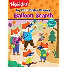 Balloon Search (Highlights™ My First Hidden Pictures®)