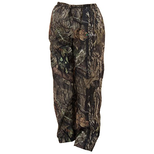 Frogg Toggs Pro Action Water-Resistant Rain Pant, Mossy Oak Break-up Country, Size X-Large