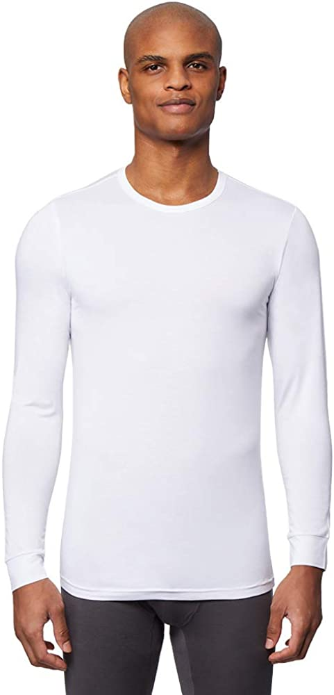 32 DEGREES Mens Heat Performance Thermal Baselayer Crewneck Long Sleeve Top