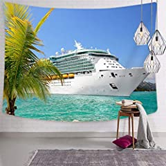 SIZE:The tapestry has two sizes to choose from.50X60 Inch/130cmx150cm; 60x80 Inch/150cm x 200cm. You can choose the size you need according to your needs. DESIGN: The tapestry takes high-definition printing technology.Soft polyester material ...