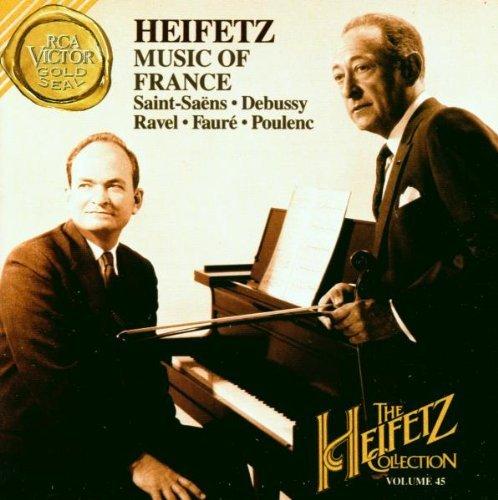 Heifetz Collection Vol 45 By Jascha Heifetz (1997-06-17)