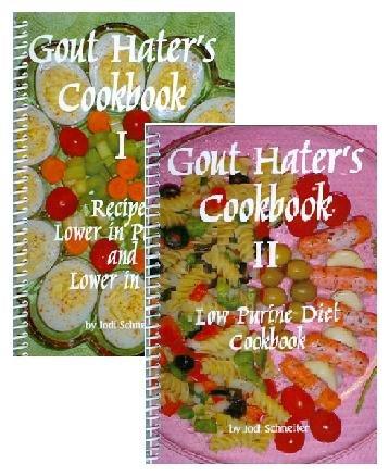 Amazon.com: Gota Hater s Cookbook I & II Low para perros y ...