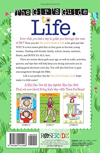 The Girl's Guide to Life (Christian Girl's Guides)