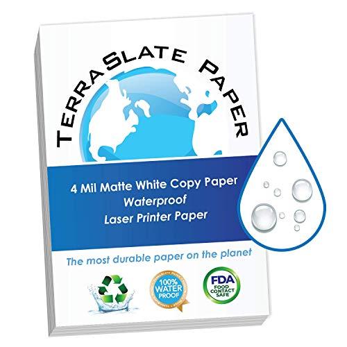TerraSlate Copy Paper Waterproof