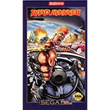 Road Avenger (Sega CD) - Reproduction Game - Universal Game Case w/ Full Color Inserts, Manual & Disc Print