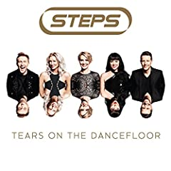Steps No More Tears On The Dancefloor cover