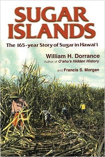 Book Sugar Islands by William Dorrance (2001-09-01)