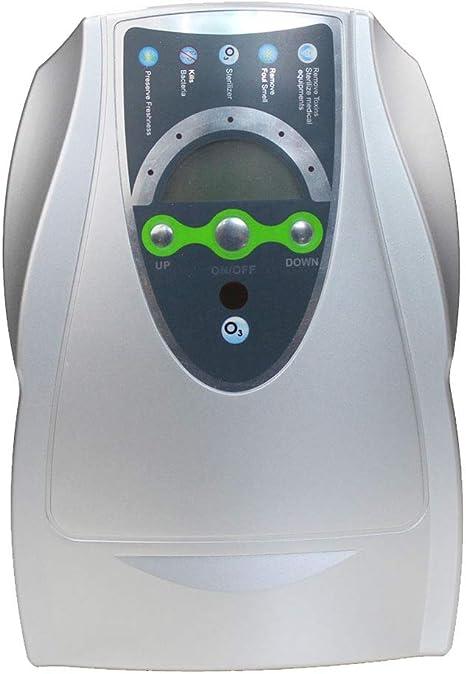 ZUZU Purificador de generador de ozono, esterilizador de Agua y ...