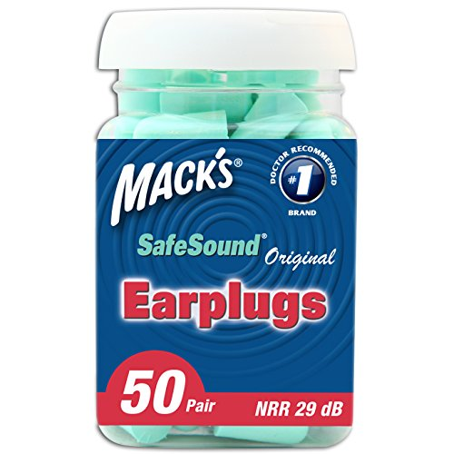 Macks Ear Care Original Earplugs product image