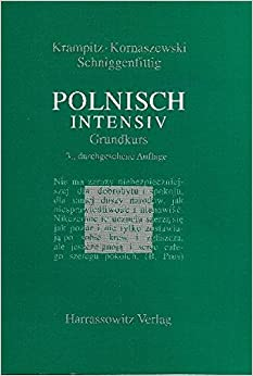 Book Polnisch Intensiv: Grundkurs (Studien Der Forschungsstelle Ostmitteleuropa an Der Universitat Dortmund) (German and Polish Edition)