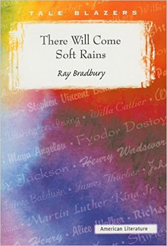 There will come soft rains tale blazers ray d bradbury there will come soft rains tale blazers ray d bradbury 9780895989628 amazon books fandeluxe Image collections