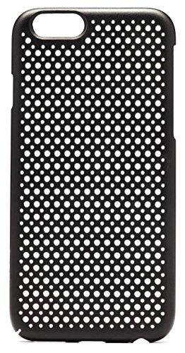 Gear4 Clip-On Schutzhülle Case Cover im Gittermuster Design für iPhone 6/6S - Lattice Design