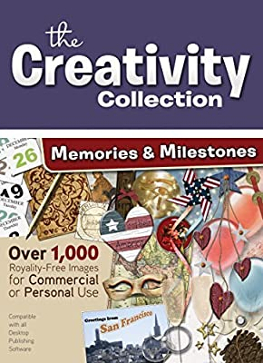 Creativity Collection: Memories and Milestones Royalty-Free Clipart PC [Download]