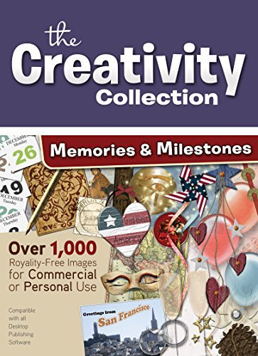 Creativity Collection: Memories and Milestones Royalty-Free Clipart PC (Computer Clip Art)