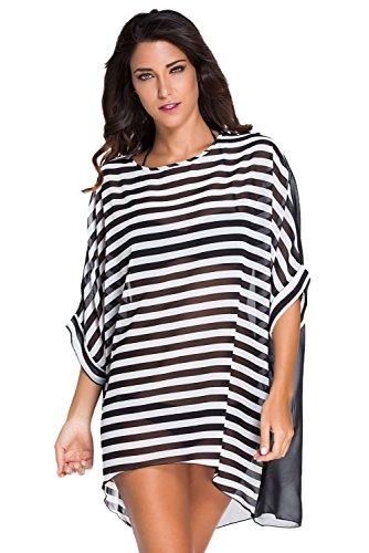 Zebra Print Smock Dress - 7