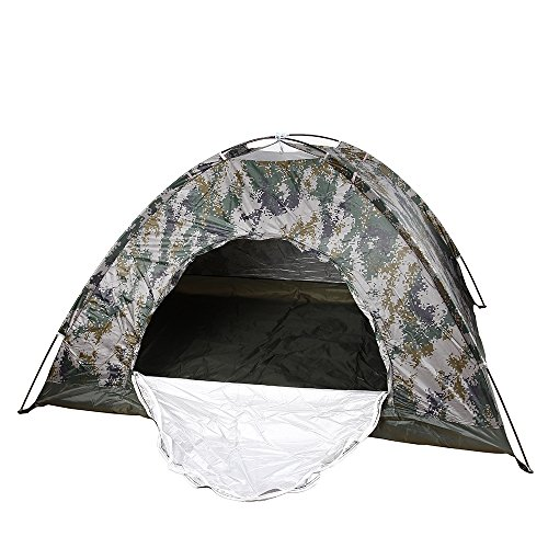 Flexzion Waterproof Fiberglass Zippered Camouflage