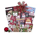 Remarkable Gift Co. Warmest Wishes Holiday Delight Gourmet Gift Basket