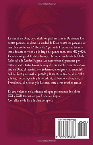 Amazon.com: La ciudad de Dios XXI y XXII (Philosophiae ...