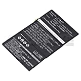 Tablet replacement battery for Apple 616-05861, 616-05891, 616-05931, 616-06041, 969TA103H1, 969TA110H,