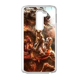 LG G2 Cell Phone Case White god of war ballistic phone cases hkhf7065650
