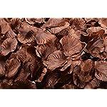 La-Tartelette-Silk-Rose-Petals-Wedding-Flower-Decoration-8000-Pcs-Coffee