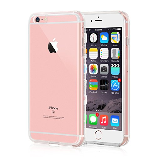 crystal clear iphone6 case - 9