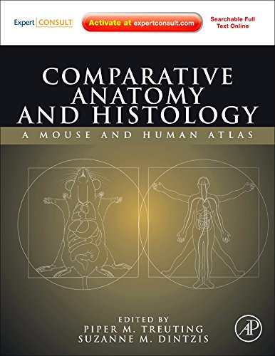 Comparative Anatomy and Histology: A Mouse and Human Atlas (Expert Consult) by imusti