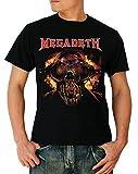 Megadeth Symphony of Destruction Thrash Metal T-Shirt Large Black
