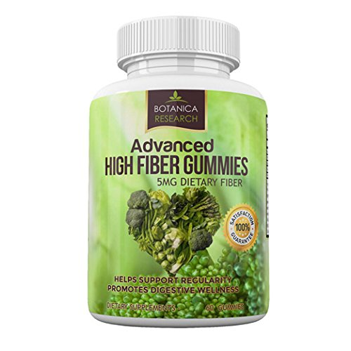 Botanica Research Adult Fiber Gummies