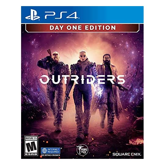 Outriders Day One Edition – PlayStation 4