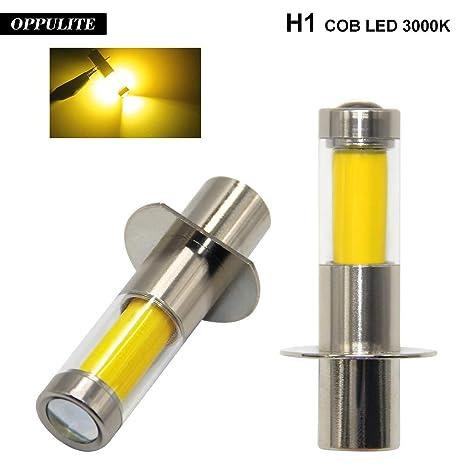 Bombillas LED de luz antiniebla H11 H8 H16 LED de repuesto muy brillante de alta potencia
