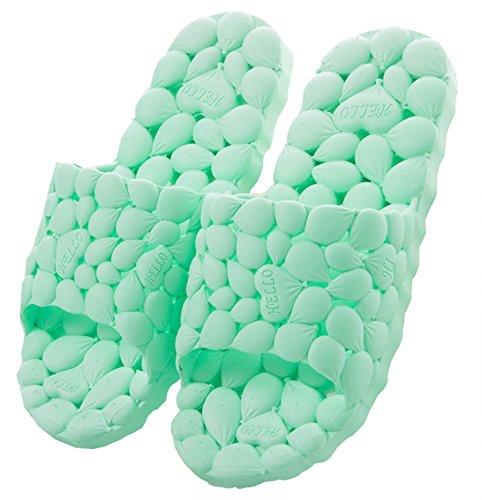 ad per piscina asciugatura bagno rapida pantofole doccia Morbide green Lily Happy antiscivolo spiaggia Iw01q1