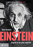 capa de Einstein. Biografia de Um Gênio Imperfeito
