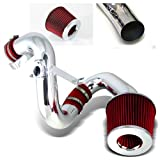 For 00-05 Toyota Celica GT/GT-S 1.8L Cold Air Intake Induction Kit + Red Filter