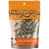Twang Golden Roar Citrus Rimming Salt - 4 oz. Pack of 10