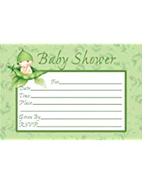 Sweet Pea Invitations BOBEBE Online Baby Store From New York to Miami and Los Angeles