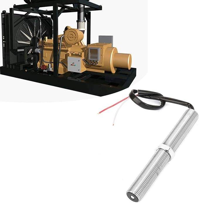 0.6IN Diametro filettatura Sensore di velocit/à del generatore MSP676 Sensore di velocit/à del generatore Pickup magnetico MPU Parti del generatore del sensore di velocit/à rotazionale 15.74MM