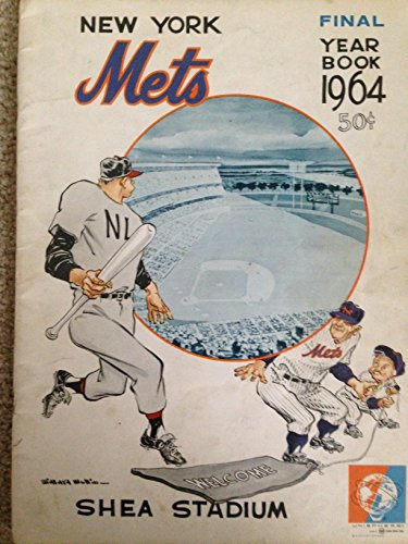 1964 New York Mets Yearbook