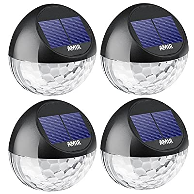 Amir 4 Pack Solar Lights