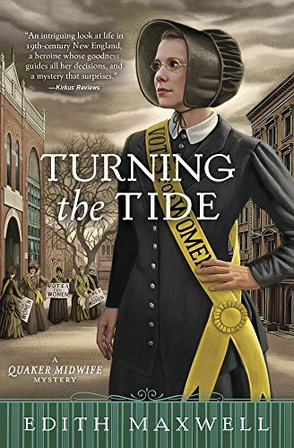 Turning the Tide (A Quaker Midwife Mystery Book 3)