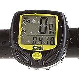 TT-life® Multi Functions Wireless Cyclocomputer, Waterproof Cycling Bike Odometer Bycicle Speedometer