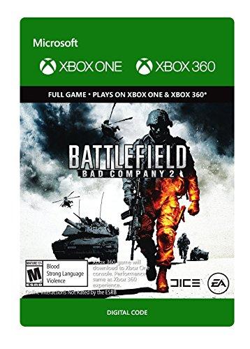 Battlefield: Bad Company 2 - Xbox 360 / Xbox One [Digital Code]