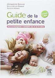 Guide de la petite enfance: Accompagner l'enfant de 0 à 6 ans