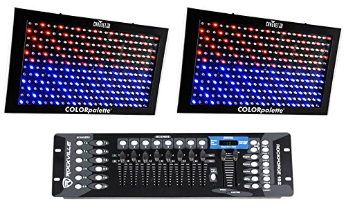 Chauvet Colorpalette Led Lighting Effect in US - 3