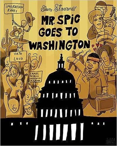 Book Mr. Spic Goes to Washington