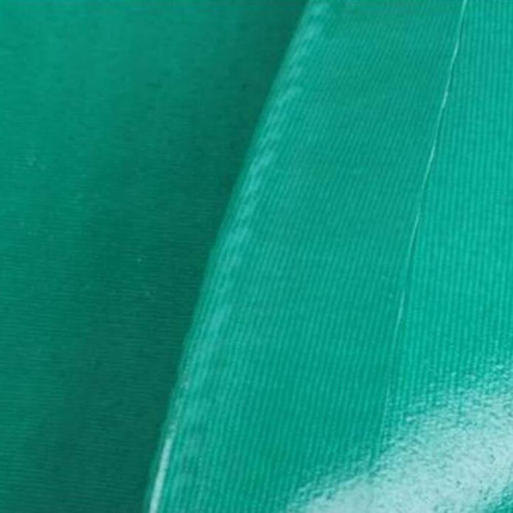 MuMa Plane Verdicken Regenfest Wasserdicht Wasserdicht Wasserdicht Sonnencreme Schatten Abdeckung Regen Draussen Segeltuch (Farbe   Grün, größe   2  2m) B07KK9BMP8 Zeltplanen Karamell, sanft d7c093