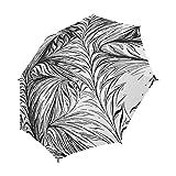 ENEVOTX Book Jacket Swirl Coloring Page Photoshop Unique Umbrella Semiautomatic Foldable Umbrella Foldable Travel Rainy Sunny Gift
