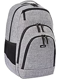 AmazonBasics NC1612125 Campus Backpack, Grey
