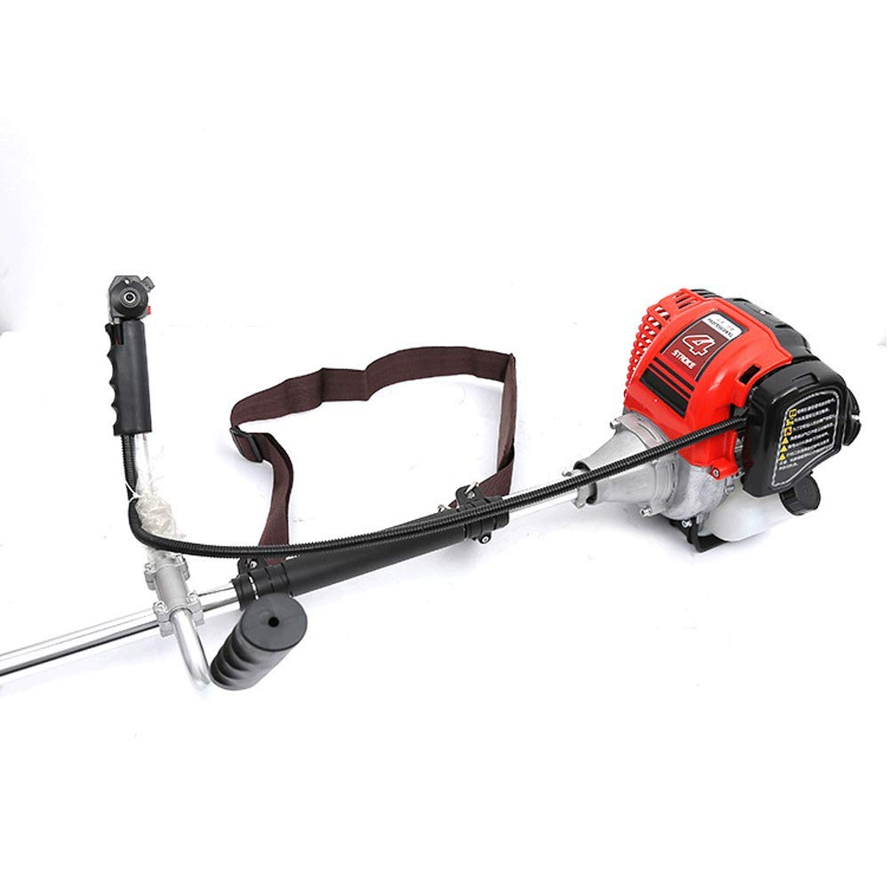Lawn Mower Four-Stroke Back Weeder Small Multi-Function Agricultural Petrol grasser Open Waste Ripper Home